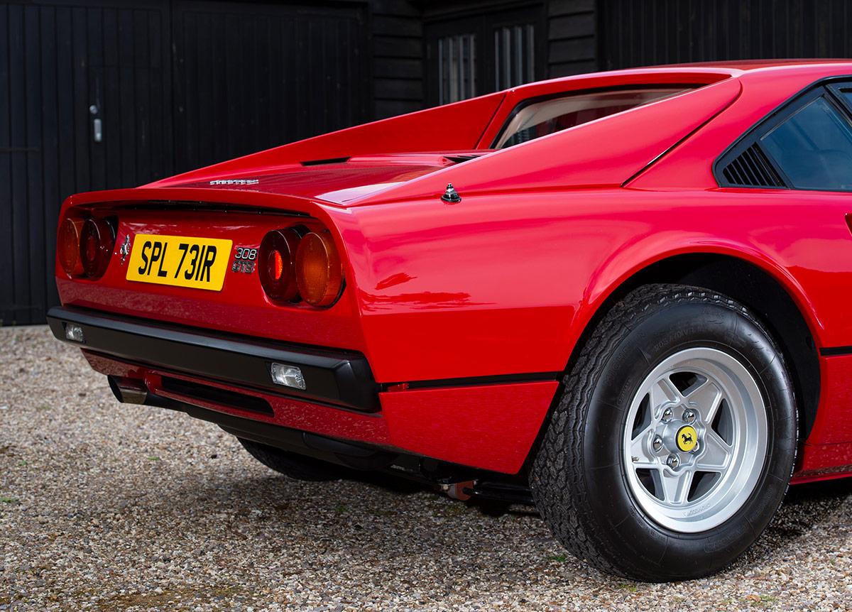 1977 Ferrari  308 GTB Vetroresina Coupé