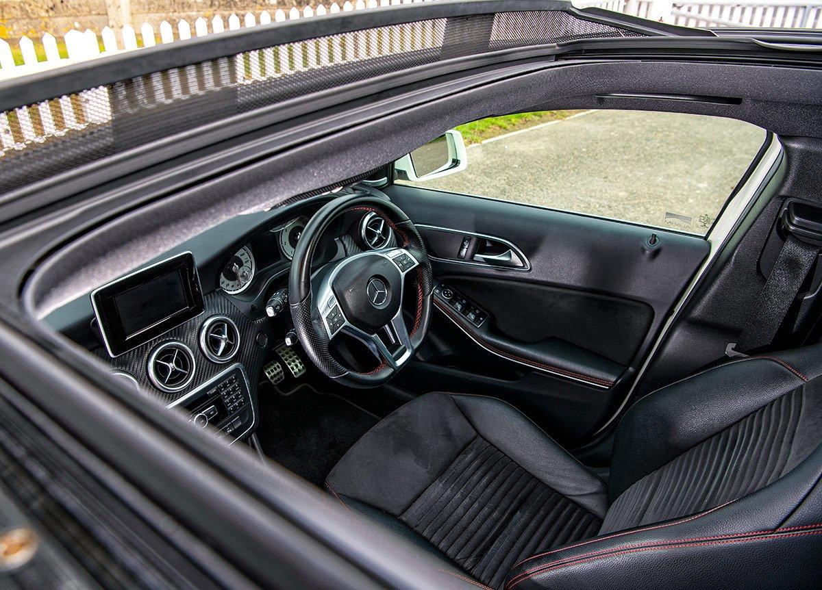 Mercedes A180 CDI AMG Sport 5 door Hatchback