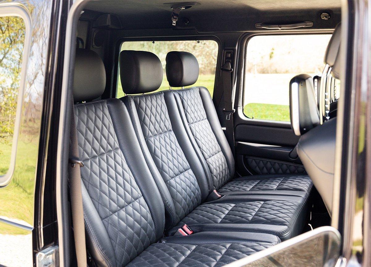 Mercedes AMG G63 SUV